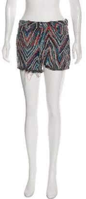 IRO Textured Mini Shorts w/ Tags