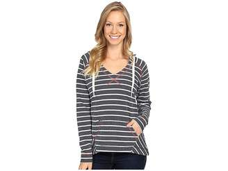 Columbia Tropic Haventm Stripe Hoodie Women's Sweatshirt