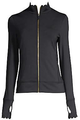 Kate Spade Women's Scalloped Jacket