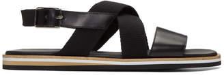 WANT Les Essentiels Black Jobim Sandals