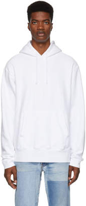 paa White French Terry Hoodie
