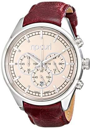 Rip Curl Women's A2741G Analog Display Analog Quartz Brown Watch