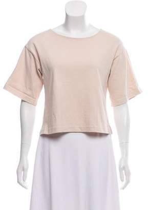 Apiece Apart Short Sleeve Oversize Top