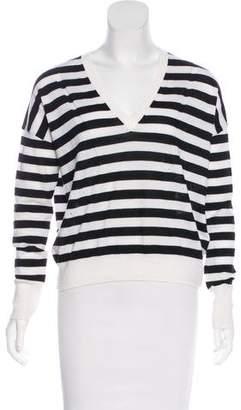 Rag & Bone Merino Wool Striped Sweater