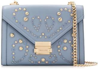 MICHAEL Michael Kors studded shoulder bag
