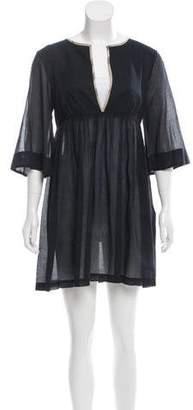 2461dc7df8b0 Burberry Womens Nova Check Dress - ShopStyle