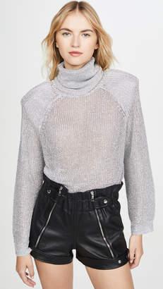 RtA Mick Metallic Sweater
