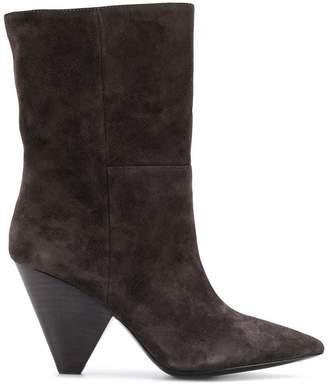 Ash kitten heel boots