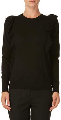 MICHAEL Michael Kors Viscose And Cashmere Sweater