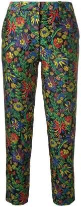 3.1 Phillip Lim floral detail trousers
