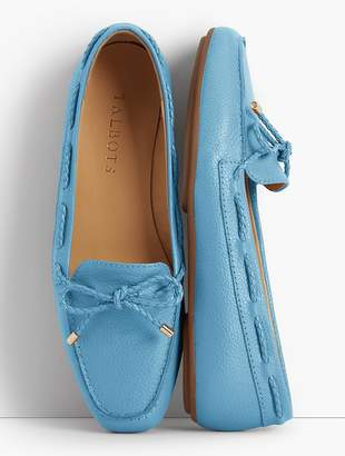 Talbots Becca Moccasins - Pebble Leather