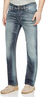 Diesel Viker Straight Fit Jeans in Denim $190 thestylecure.com