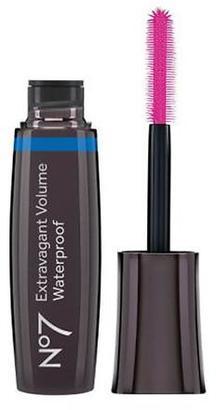 No7 Extravagant Volume Mascara Waterproof Black $8.99 thestylecure.com