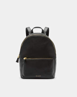 Ted Baker MOLLYYY Leather tassel backpack