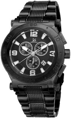 Joshua & Sons Men's Bracelet Watch