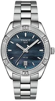 Tissot PR 100 Sport Chic - T1019101112100