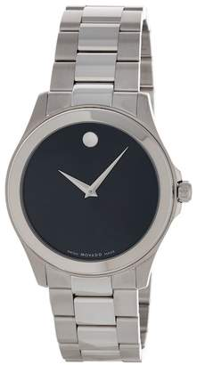 Movado Men's Junior Bracelet Watch, 38.5mm