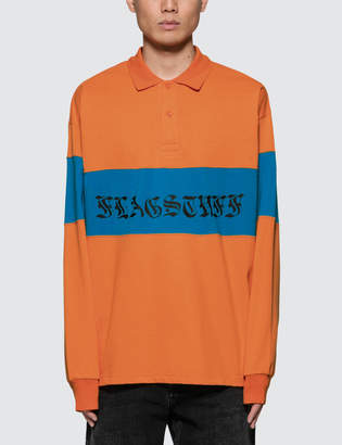 Flagstuff L/S Polo Shirts