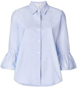 Marc Jacobs ruffle detail shirt