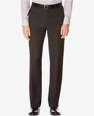 Perry Ellis Portfolio Classic-Fit Non-Iron Performance Nailhead Dress Pants