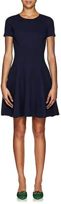Lisa Perry Women's Wow Compact Knit Fit & Flare Dress