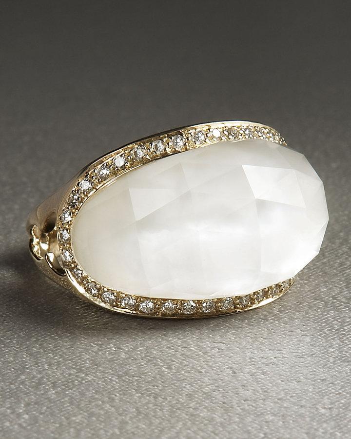 Stephen Webster Quartz Jellybean Ring