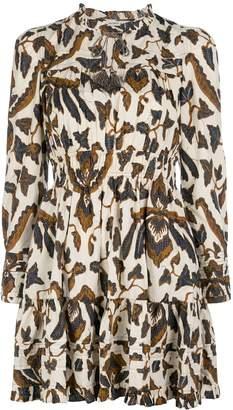 Ulla Johnson printed long sleeve dress