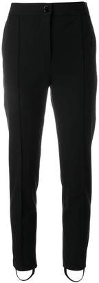 Joseph cropped stirrup trousers