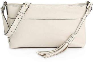 Cole Haan Tassel Leather Crossbody Bag - Women's