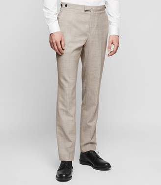 Reiss ROVER T Modern-fit wool trousers