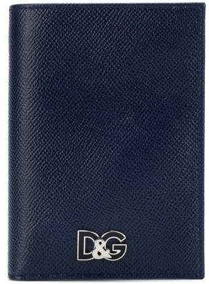 Dolce & Gabbana bifold wallet with logo plaque