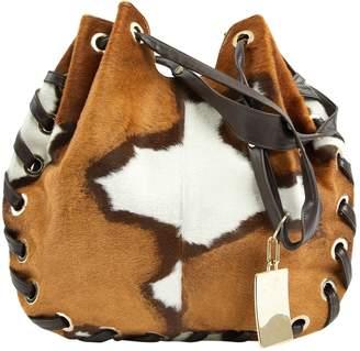 Roger Vivier Pony-style calfskin bag