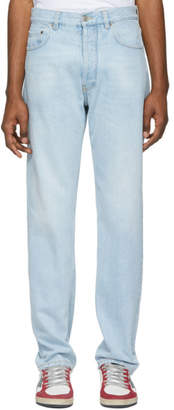 Golden Goose Blue Light Wash Dawson Jeans