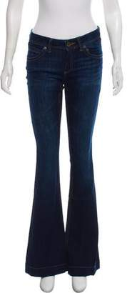DL1961 Joy Flare Mid-Rise Jeans w/ Tags