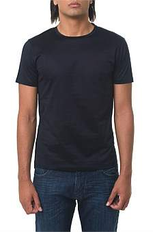 Emporio Armani Silk Cotton T-Shirt