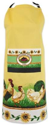 Dii DII Rooster Chino Chef Apron