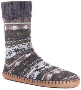 Muk Luks Sock Slipper - Men's