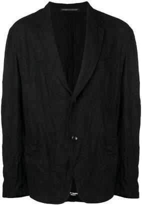 Yohji Yamamoto relaxed-fit blazer