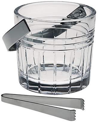 Reed & Barton Tempo Ice Bucket & Tongs