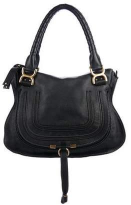Chloé Leather Medium Marcie Satchel Bag