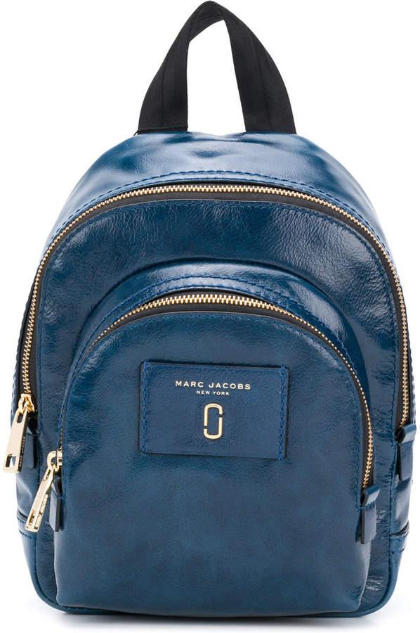 Marc Jacobs mini double zip backpack
