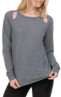 Paper Label Clara Long Sleeve Top