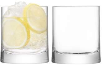 LSA International Gin DOF Tumblers (Set of 2)