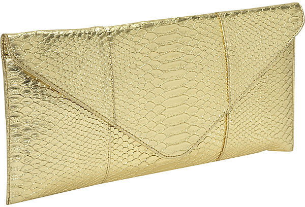 Urban Expressions Large Embossed Envelope Clutch