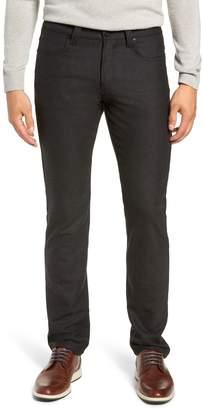 Bugatchi Slim Fit Wool Blend Pants