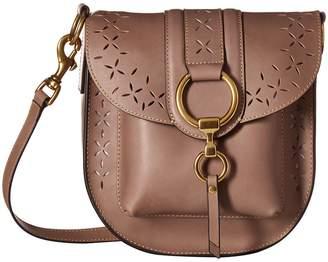 Frye Ilana Perf Saddle Handbags