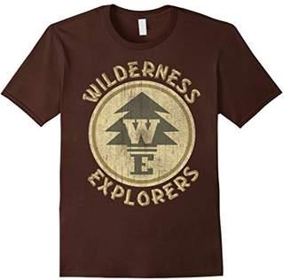 Disney Up Wilderness Explorer Badge Graphic T-Shirt