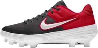 Nike Alpha Huarache Low iD Baseball Cleat