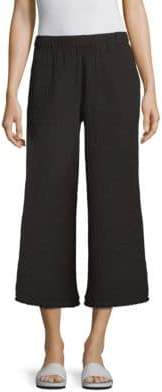 Eileen Fisher Organic Cotton Culottes