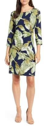 Tommy Bahama Fiesta Palms Shirred Dress